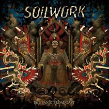 Soilwork - The Panic Broadcast 2010 Korea Edition New Sealed CD