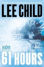 Jack Reacher: 61 Hours by Lee Child (2010, HC, 1st/1st)