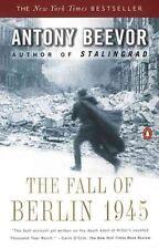 Very Good, The Fall of Berlin 1945, Beevor, Antony, Book