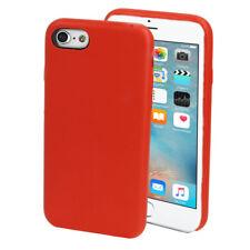 Funda Carcasa de Piel PU + TPU para IPHONE 6 PLUS / IPHONE 6S PLUS Rojo i72