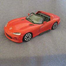 28E Burago 4115 Dodge Viper RT/10 Rouge 1:43