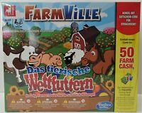 Hasbro - FarmVille Das tierische - Brettspiel Kinderspiel - NEU - Eingeschweißt