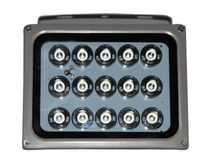 LED Infrared IR Illuminator Lamp Light Night Vision for Security CCTV Camera 45W