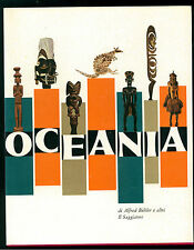 AA. VV. OCEANIA IL SAGGIATORE 1961 I° EDIZ. IL MARCOPOLO AUSTRALIA