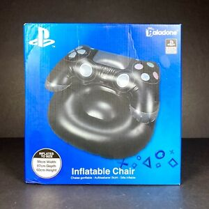 PlayStation PS Controller Shaped Inflatable Chair Paladone Novelty Christmas NEW
