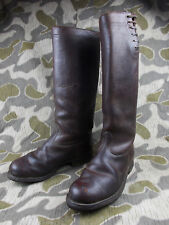 WW2 VTG GERMAN ALLY HUNGARIAN ELITE HONVED CAVALRY EQUESTRIAN JACK BOOTS - RARE!