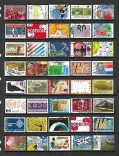 Netherlands stamp selection (Ref.784a)