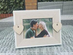 Love Heart Photo Frame Picture Frame Wedding Anniversary Boyfriend Girlfriend