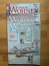 Traum Wohnen Konvolut 2015 Heft 02 + 05 + 06 Zeitschrift Magazin Deko Shabby