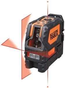 Klein Tools 93LCLS Self-Leveling Cross-Line Laser w/ Plumb Spot New