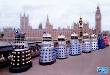Dr. Who Daleks In London Poster Large 24inx36in