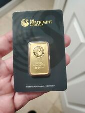 New listing The Perth Mint 20 gram gold bar - 99.99 Fine in Sealed Assay