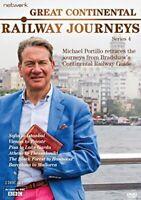 Great Continental Railways Journeys - Series 4 [DVD][Region 2]