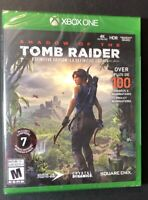 Shadow of The Tomb Raider [ Definitive Edition ] (XBOX ONE) NEW