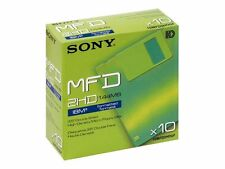 Sony 2hd IBM Formatted Floppy Disks X20