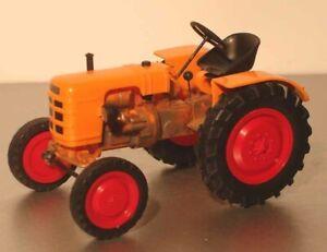 MO Miniatur 1:32:   Traktor FAHR  alt  RARE und   sehr gesucht