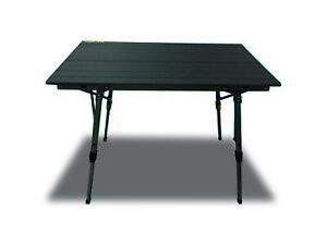 SOLAR TACKLE NEW A1 ALUMINIUM FOLDING TABLE