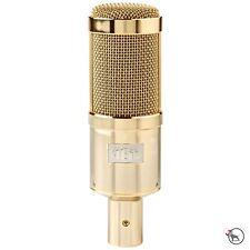 Heil Sound PR40 Studio Recording Guitar Bass Kick Drum Vocal Microphone Gold