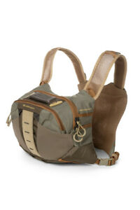 NEW UMPQUA ZS2 OVERLOOK 500 FLY FISHING CHEST PACK KIT OLIVE COLOR -- IN STOCK!