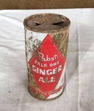 Rare Pabst Pale Dry Ginger Ale 10oz Soda Cola
