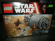 Lego Star Wars Droid escape pod 7-12 años nº 75136 OVP