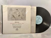 Sir Adrian Boult LP Ernst Von Dohnanyi Variations on a Nursery Tune Angel VG++