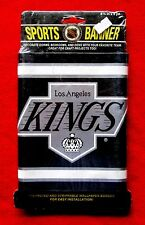 Los Angeles Kings Wallpaper Border NHL Hockey Banner 1994 New Old Stock msc9