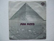 PINK FLOYD - MONEY / ANY COLOUR YOU LIKE 7/45 1973 PORTUGAL STATESIDE UNIQUE PS