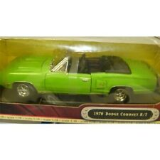 1/18 1970 Dodge Coronet R/T convertible green