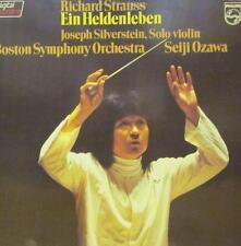 Strauss(Vinyl LP)Ein Heldenleben-Philips-6514 222-Netherlands-VG/Ex