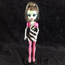 Monster High Dawn Of The Dance Frankie Stein Doll Outfit Shoes Purse Lot