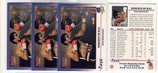1X ROBERTO DURAN 1991 Kayo #82 Lots Available WBA WBC WBO IBF Boxing