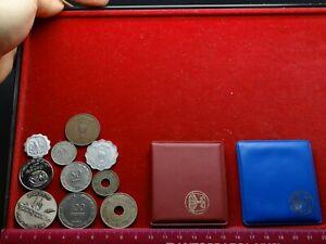 12 verschiedene Münzen Medaillen Israel Palästina