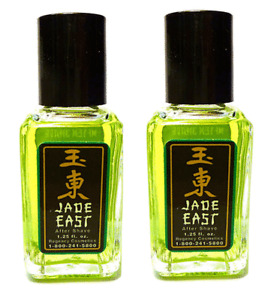 Jade East Aftershave 1.25 oz. TWO PACK  *TSA Compliant* by Regency Cosmetics