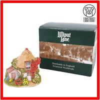 Lilliput Lane Circle of Love L2538 Cottage Vintage Boxed + Deeds Handmade 2002