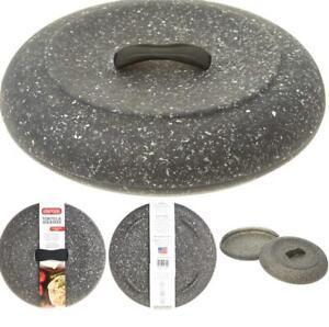 Dexas Microwavable Tortilla Warmer, Granite Pattern - Regular A032