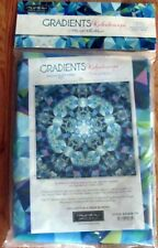 """1 Gorgeous Large """"Kaleidoscope"""" Cotton Quilting/Wallhanging Sewing Fabric Panel"""