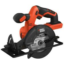 Cordless Circular Saw Power Tool 20-Volt MAX Lithium-Ion Bevel Adjustment New