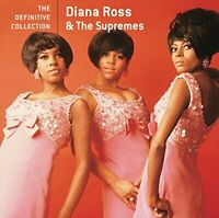 Diana Ross and The Supremes - The Definitive Collection [CD]