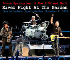 Bruce Springsteen - River Night At The Garden 3-CD Live 11/8/09 Hungry Heart