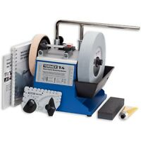 Tormek T-4 Water Cooled Sharpening System with NVR Switch 507158