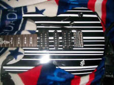 Synyster Gates Avenged Sevenfold Custom guitar set of decals (stripes + inlays)