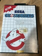 Ghostbusters - SEGA Master System mit Anleitung und OVP - PAL