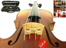 NEW* 4/4 SIZE VIOLIN, PROFESSIONAL SET UP, PRELUDE+ BOW+ CASE, READY TO PLAY!