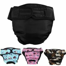 Dog Physiological Pants XS-XXL Diaper Sanitary Washable Female Dog Short Panties