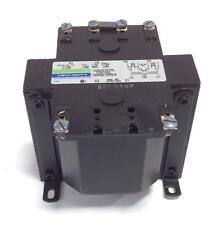 GENERAL ELECTRIC CONTROL TRANSFORMER SBE 105 E180