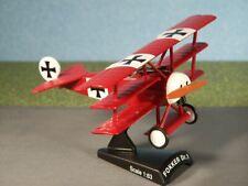 "Model Power Fokker Dr.1  ""Red Baron""~WWI~1:63~#5349"