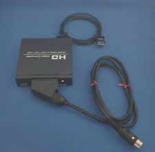 Spectrum +3/+2A RGB Video converter/adapter HDMI output (with input cable)