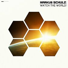 Watch the World  by Markus Schulz CD 2 DISC NEW FACTORY SEALED FREE SHIPPING
