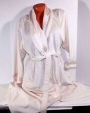 Women's Classic Elements  Cream Colored Robe  Size S